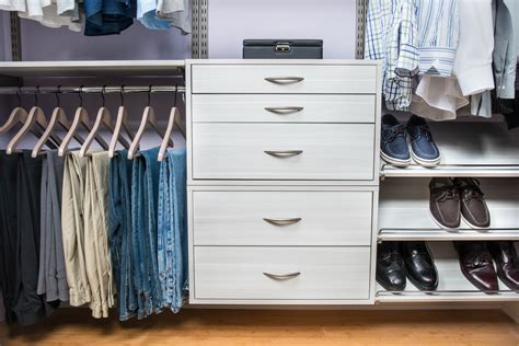 Closet Dresser by Five Reasons To Move Your Dresser Inside Your Closet