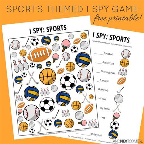 sports themed i free printable for free 724 | 54f83ddff2beb5ec18793464bf92bf82