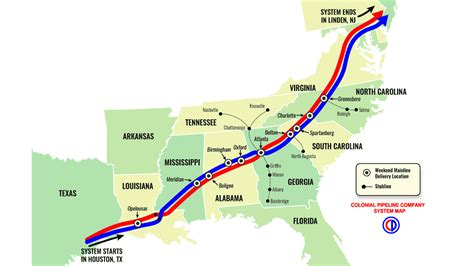 UPDATE: Colonial pipeline expected to carry fuel by Sunday ...