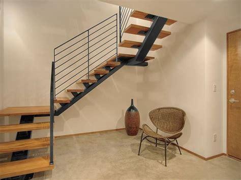steel staircase design metal stair depot custom metal and wood floating 2506
