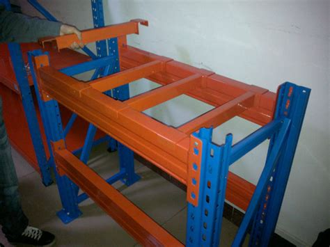 square tube  pallet support bar  heavy duty pallet racking  increase  bearing capacity