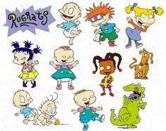 printable rugrats coloring pages  kids coolbkids