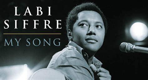 NEW RELEASE: Labi Siffre - My Song 50th Anniversary Edition - GigslutzGigslutz