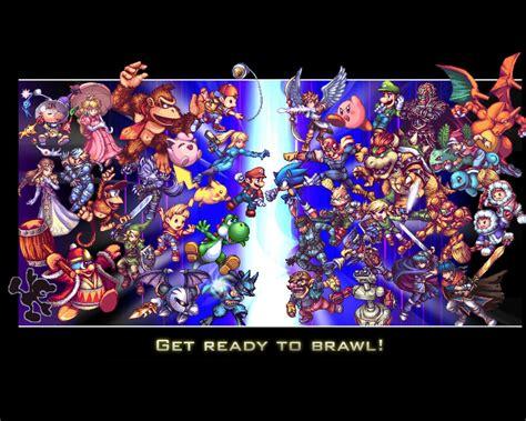 Smash Bros Anime Wallpaper - smash bros brawl fondo de pantalla and fondo de