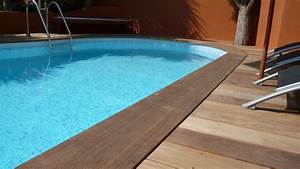 bien comment poser margelle piscine 2 margelle bois en With comment poser margelle piscine