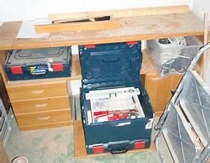 Schubladenauszug Selber Bauen : l boxx schubladenauszug f r die werkbank regal werkbank l boxx schubladenauszug systainer ~ Buech-reservation.com Haus und Dekorationen