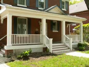 design ideas extraordinary front porch design with white wood front porch railing including