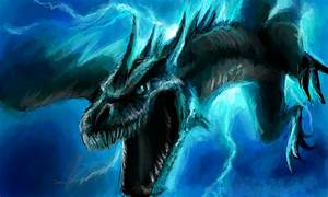Pictures Of Lightning Dragons | www.pixshark.com - Images ...