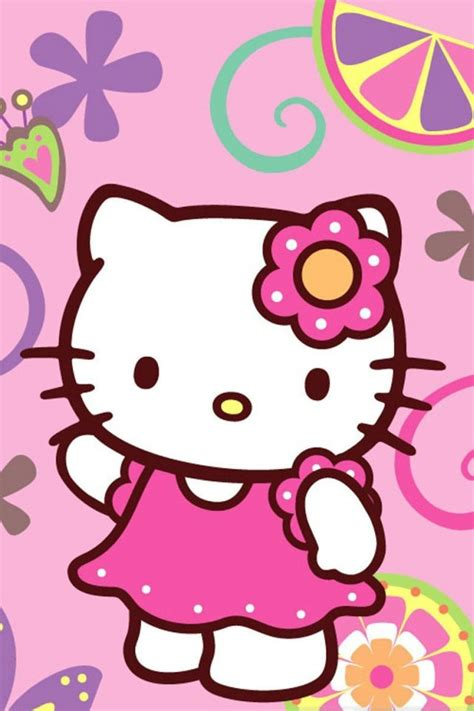 Hello Kitty Hd Wallpaper For Android Images Wallpaper