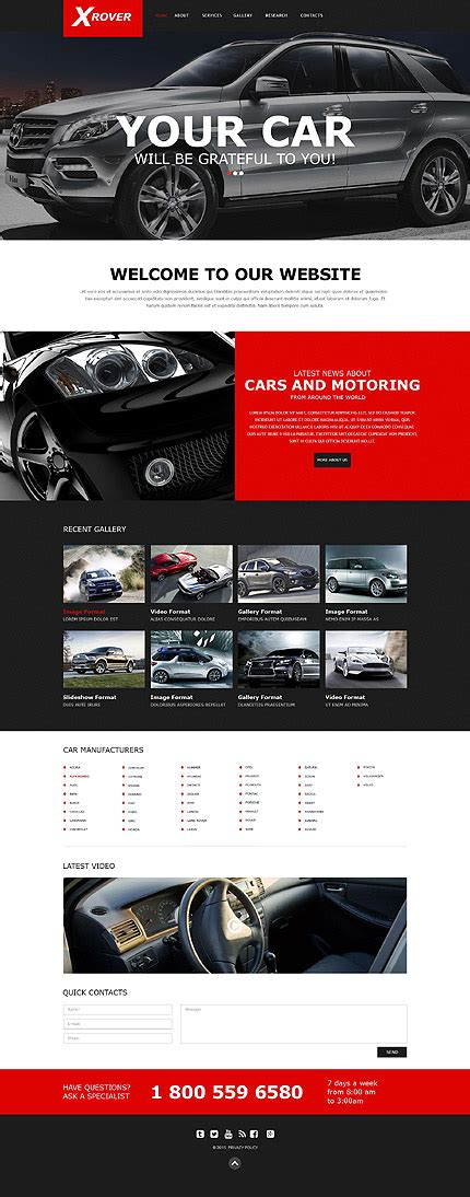 computer store muse template template 52628 ensegna themes