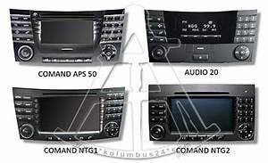 Mercedes W211 Audio 20 Cc