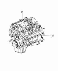 Dodge Charger Engine  Long Block  Remanufactured   Engine