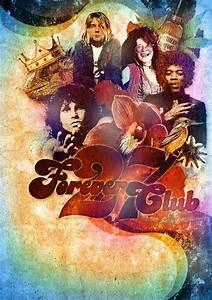 Club Des 27 : the 27 club kurt cobain janis joplin jim morrison and jimi hendrix four music legends gone ~ Medecine-chirurgie-esthetiques.com Avis de Voitures