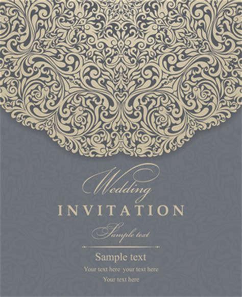 Elegant invitation free vector download (5 332 Free vector