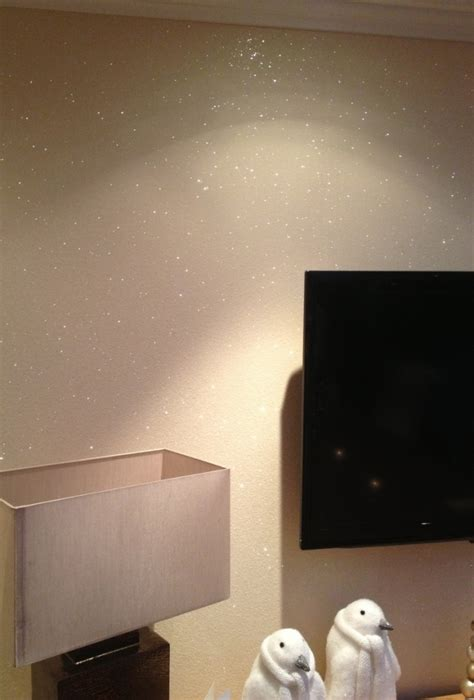 glorious sparkle wall ideas