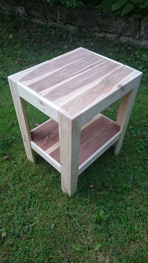 small garden coffee table  pallets