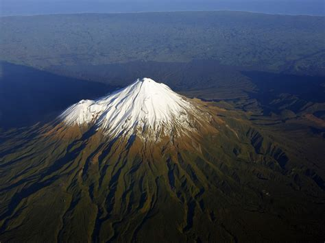 Wallpapers Photo by Geographic Mount Taranaki The Shadow Speaks New Zealand