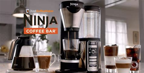 When switching between brewing a full pot, travel mug, or single cup of coffee, a slight alteration of the ninja coffee bar's lighted dial quickly switches between all options. Ninja Coffee Bar Reviews 2019 Choose Wisely (here's how)