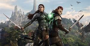 The Elder Scrolls Online: watch us wander around Summerset ...