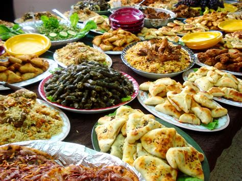 food cuisine 12 traditions for palestinian christians in