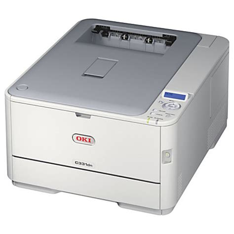 office depot color printing oki c331dn color laser printer by office depot officemax