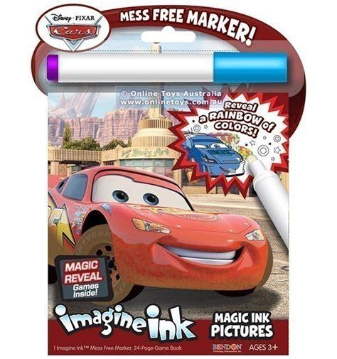 imagine ink coloring book imagine ink colouring book disney pixar cars