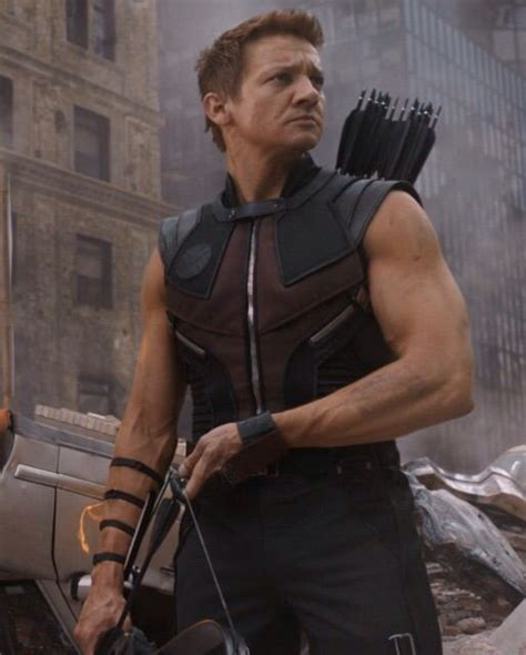 Hawkeye Dumb New Haircut The Avengers Endgame Hero