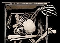 Skeleton In The Closet Idiom by Skeleton S In The Your Closet
