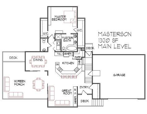 bi level house floor plans split level house floor plans designs bi level 1300 sq ft