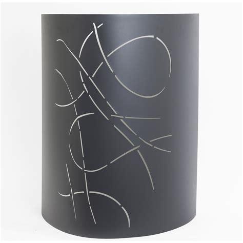 pare feu acier peint lemarquier sillage 1volet l 67 x h