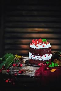 Red Velvet Cake - Binjal's VEG Kitchen