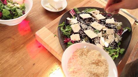 Biešu salāti - YouTube