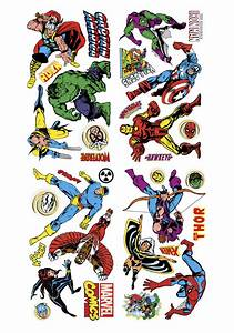 marvel wall decals roselawnlutheran With marvel wall decals