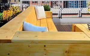 Gartenliege Holz Selber Bauen : stilvoll gartenlounge holz selber bauen anleitung von ~ Articles-book.com Haus und Dekorationen