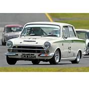 Racecarsdirectcom  Genuine Lotus Cortina Historic Race Car
