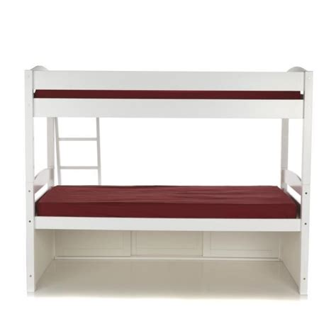lit superpose escamotable pas cher faustine lits superpos 233 s avec rangements achat vente lit superpose pas cher couleur et design fr