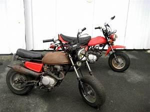 Petite Moto Honda : honda cy 80 mini moto dep t vente 2 roues ancien et ~ Mglfilm.com Idées de Décoration