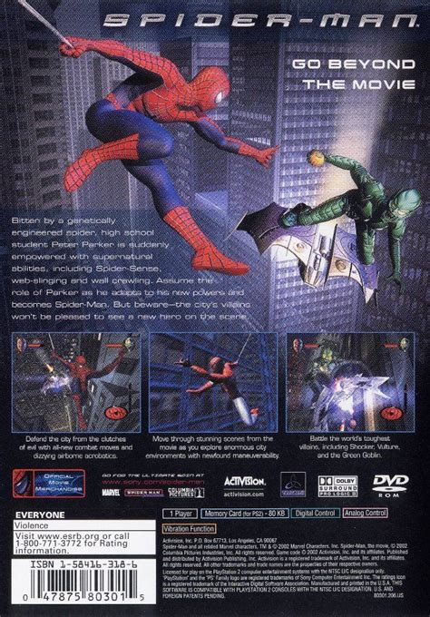 spider man  playstation  box cover art mobygames