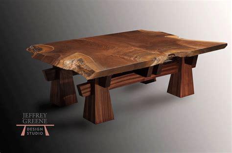 pyramid  edge coffee table  jeffrey greene