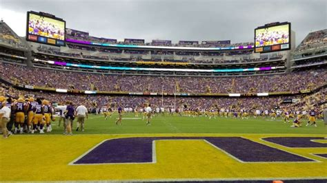 LSU releases Tiger Stadium procedures and guidelines, says ...