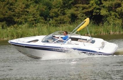 Door County Boat Rental by Bow Rider Ski 21 Door County Boats