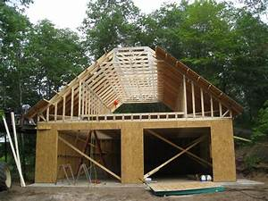 g423a plans 30 x 30 x 9 detached garage with bonus room With 30x30 garage with loft
