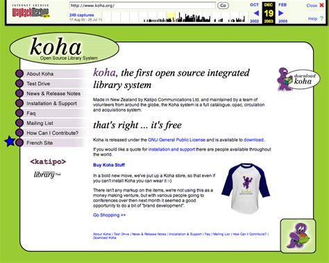 Open Library & Koha
