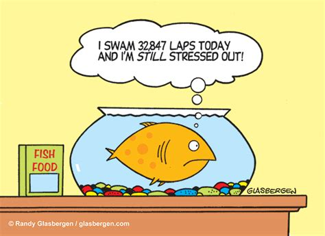fish jokescartoons archives randy glasbergen