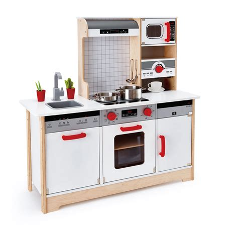 Hape Kitchen Set Canada by Hape All In 1 Kitchen E3145 Pirum