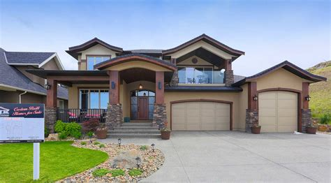 high end home plans link custom homes kelowna home builder