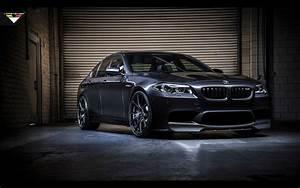 2014 BMW F10 M5 By Vorsteiner Wallpaper HD Car