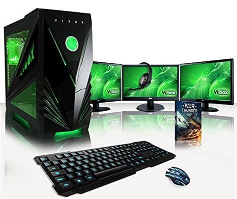 ordinateurs de bureau vibox