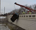Police identify man presumed dead after car plunged into ...