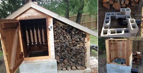 tobacco house cedar smokehouse construction